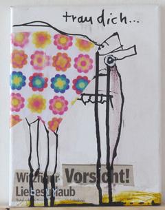 18 x 24 cm - krisenflutschi tatütata - 25 - m.giltjes/bobok