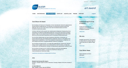 cool silicon art award