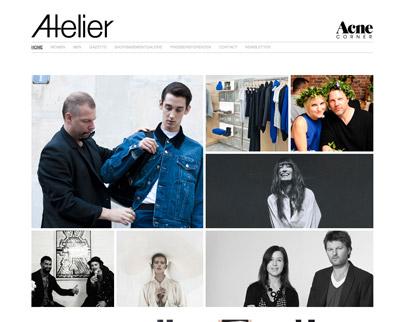 atelier-koeln.de - relaunch 2012