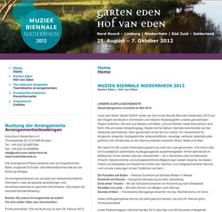 mziekbiennale niederrhein 2012 - m.giltjes/bobok